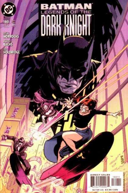 Batman - Legends of the Dark Knight 180 - The Secret City, Part One
