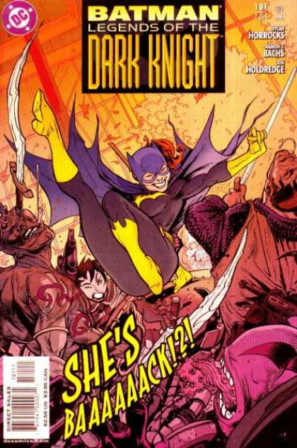 Batman - Legends of the Dark Knight 181 - The Secret City, Part Two