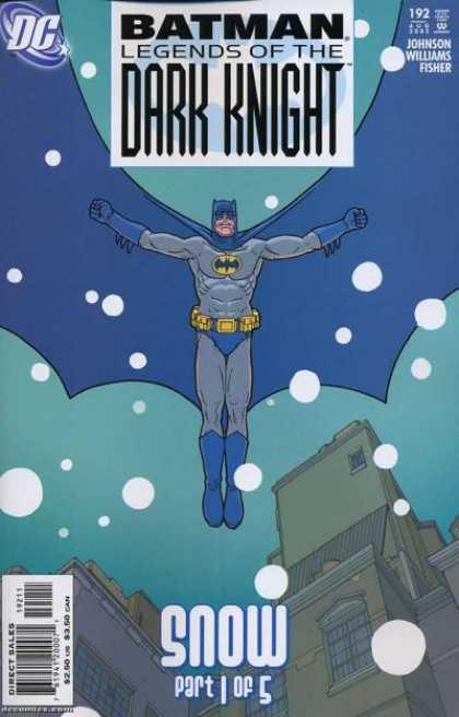 Batman - Legends of the Dark Knight 192 - Snow, Part One: Drift