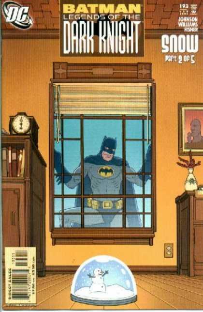 Batman - Legends of the Dark Knight 193 - Snow, Part Two: Bound