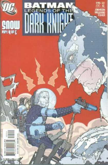 Batman - Legends of the Dark Knight 195 - Snow, Part Four: Fall