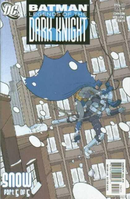 Batman - Legends of the Dark Knight 196 - Snow, Part Five: Storm