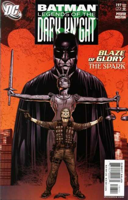 Batman - Legends of the Dark Knight 197 - Blaze of Glory: The Spark