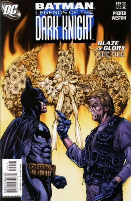 Batman - Legends of the Dark Knight 199 - Blaze of Glory: The Fire