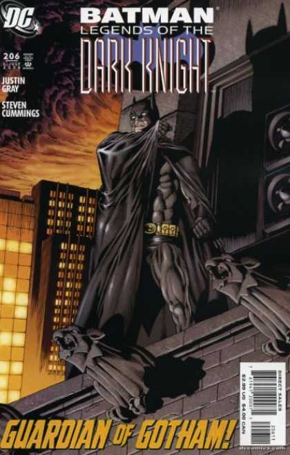 Batman - Legends of the Dark Knight 206 - The Madmen of Gotham, Part Three of Three