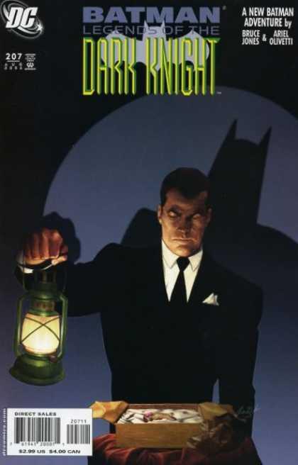 Batman - Legends of the Dark Knight 207 - Darker Than Death