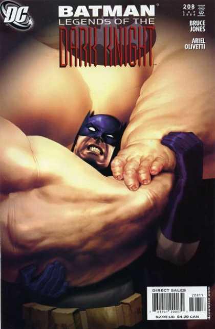 Batman - Legends of the Dark Knight 208 - Darker Than Death, Part Two