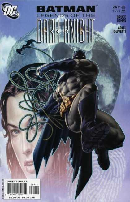 Batman - Legends of the Dark Knight 209 - Darker Than Death, Part Three