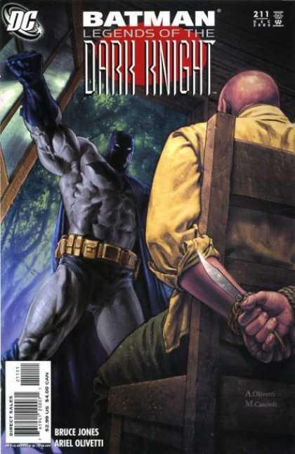 Batman - Legends of the Dark Knight 211 - Darker Than Death, Part Five