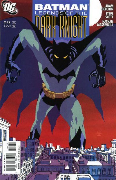 Batman - Legends of the Dark Knight 212 - Chicks Dig the Bat