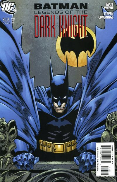 Batman - Legends of the Dark Knight 213 - Otaku