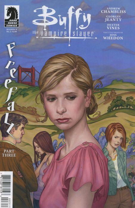 Buffy Contre les Vampires - Saison 9 3 - Freefall Part Three