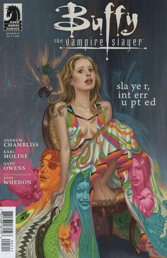 Buffy Contre les Vampires - Saison 9 5 - Slayer, Interrupted