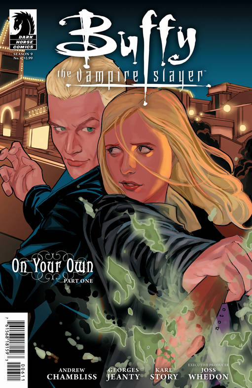 Buffy Contre les Vampires - Saison 9 6 - On Your Own Part One
