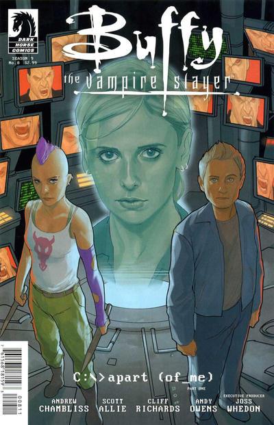 Buffy Contre les Vampires - Saison 9 8 - Apart (Of Me) Part one