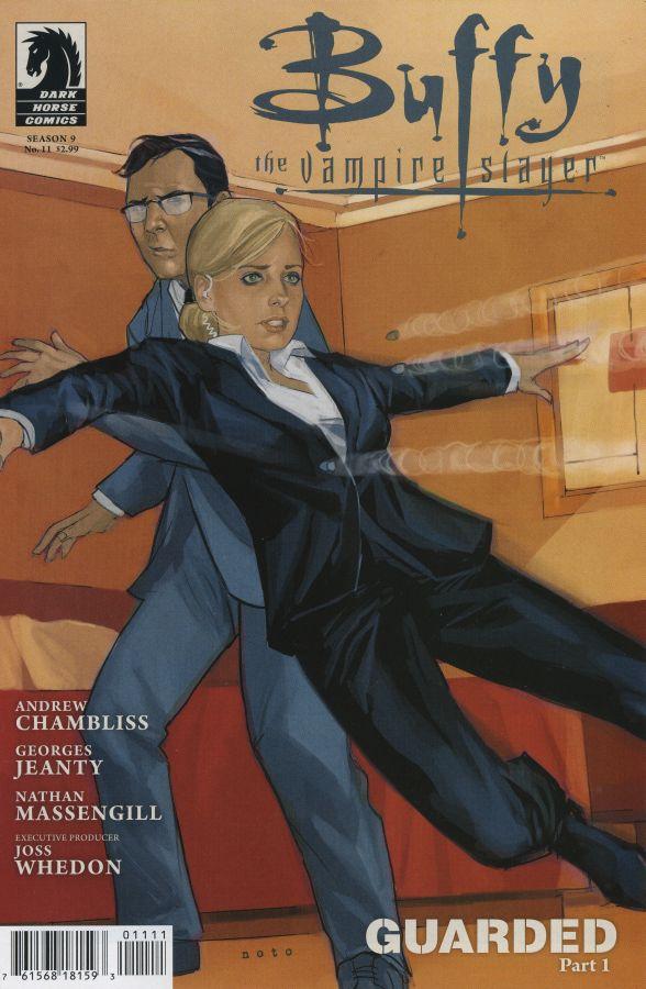 Buffy Contre les Vampires - Saison 9 11 - Guarded Part One
