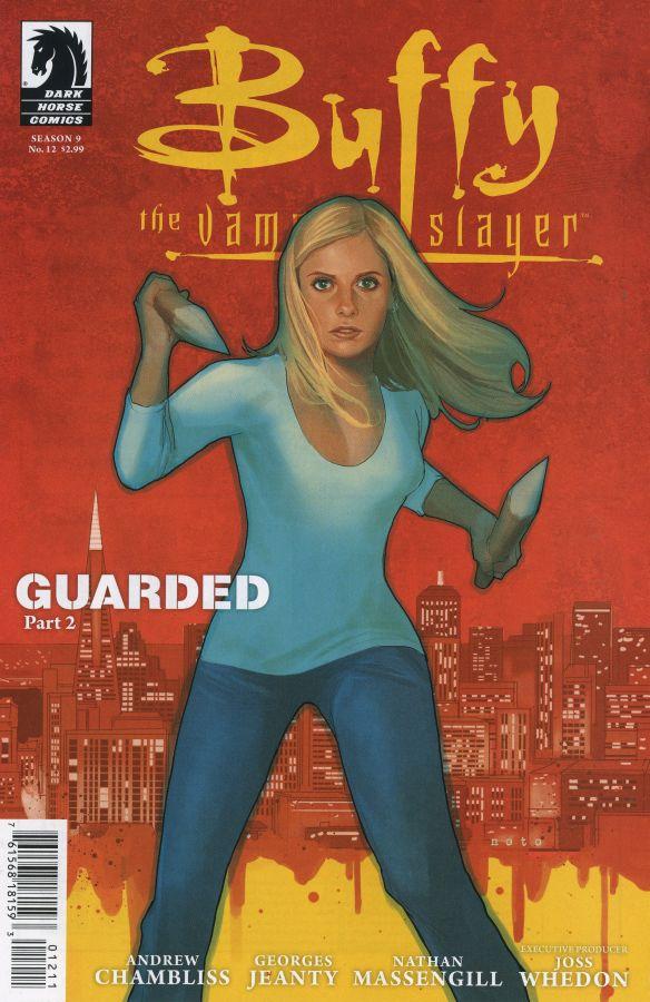 Buffy Contre les Vampires - Saison 9 12 - Guarded Part Two