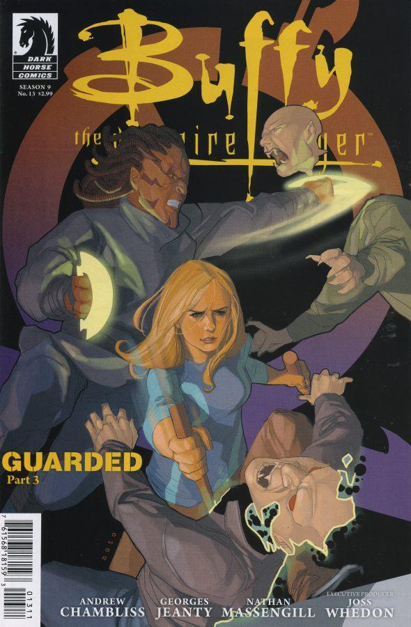 Buffy Contre les Vampires - Saison 9 13 - Guarded Part Three