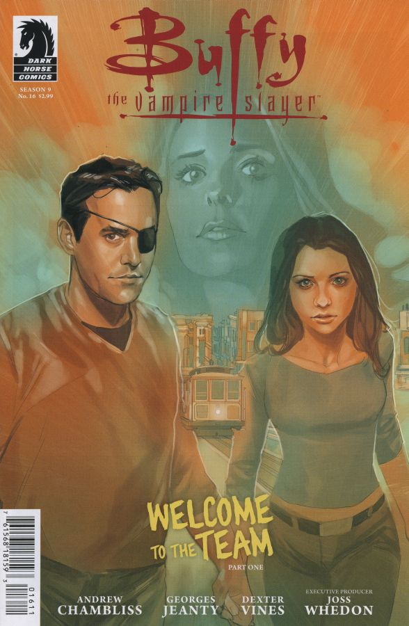 Buffy Contre les Vampires - Saison 9 16 - Welcome To The Team Part One