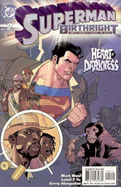 Superman - Les Origines 2 - Heart of Darkness