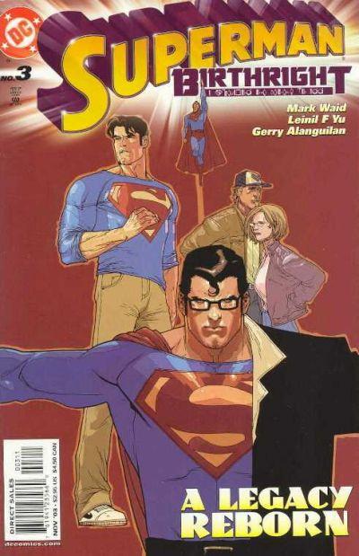 Superman - Les Origines 3 - A Legacy Reborn