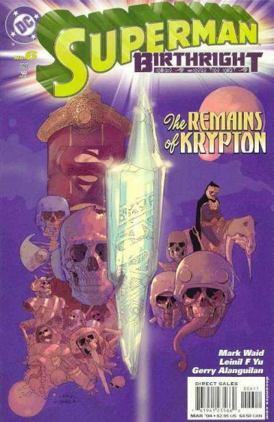 Superman - Les Origines 6 - The Remains of Krypton