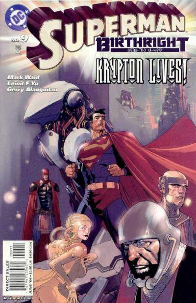 Superman - Les Origines 9 - Krypton Lives