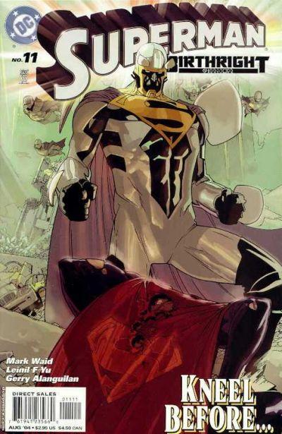 Superman - Les Origines 11 - Kneel Before...