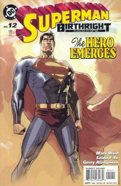 Superman - Les Origines 12 - The Hero Emerges