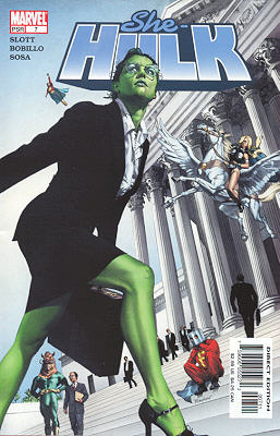 Miss Hulk 7 - Universal Laws: Part 1: Space Cases