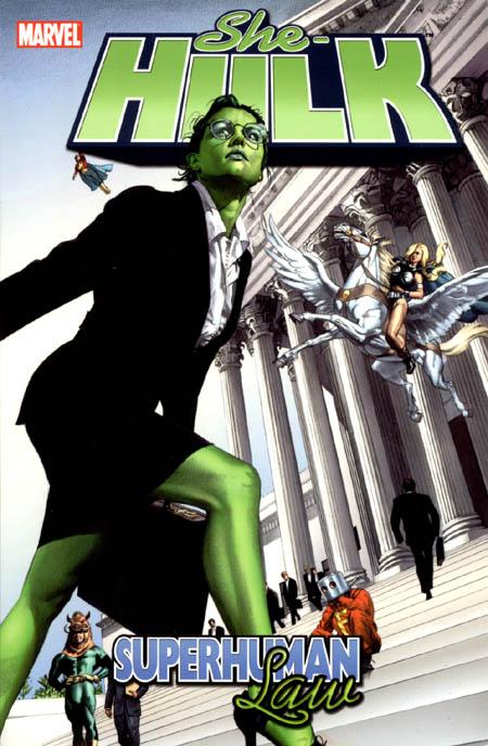 Miss Hulk 2 - Superhuman Law
