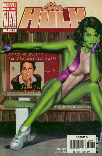 Miss Hulk 7 - Beaus & Eros, Part 2: Change of Heart