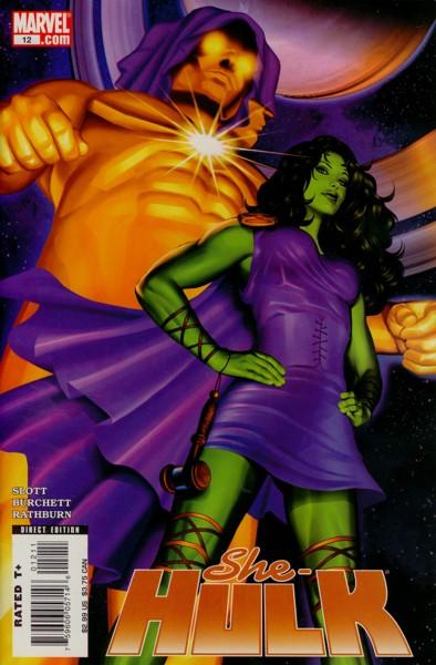 Miss Hulk 12 - Remember The Titans