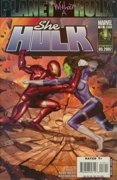 Miss Hulk 18 - Planet Without a Hulk, Part 4: Illuminated