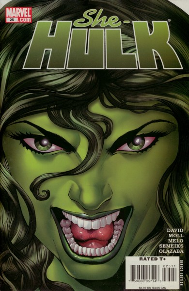 Miss Hulk 25 - The Whole Hero Thing: Part 1