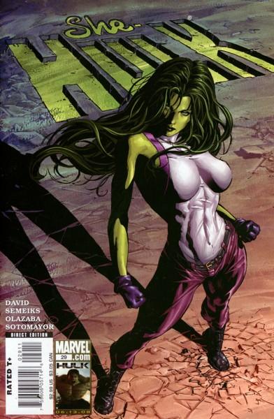 Miss Hulk 29 - Dark Art: Part 2