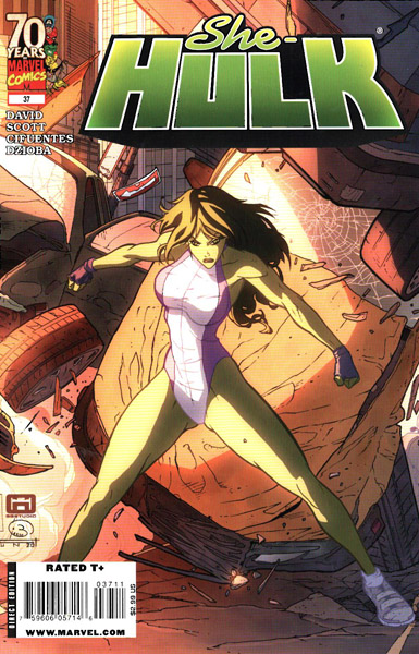 Miss Hulk 37 - Heroic Preportions: Part 1