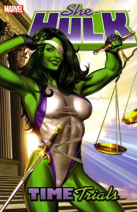 Miss Hulk 3 - Time Trials