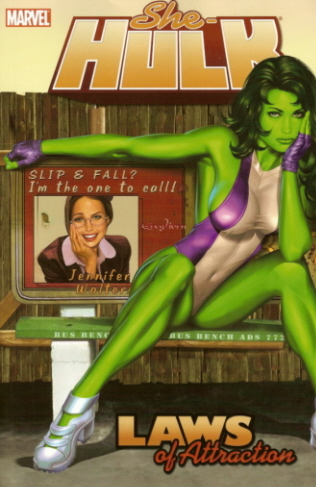 Miss Hulk 4 - Laws of Attraction