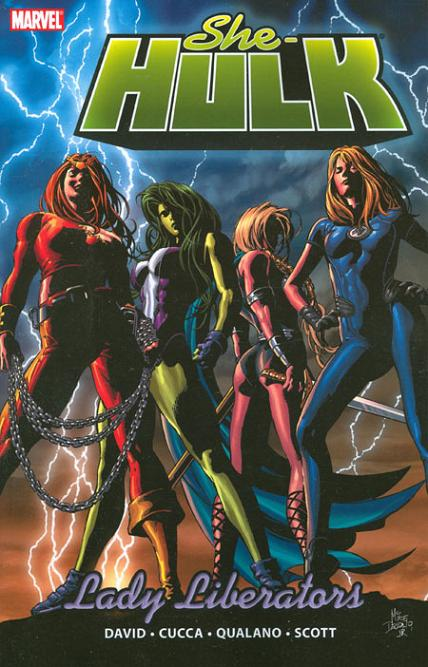 Miss Hulk 9 - Lady Liberators