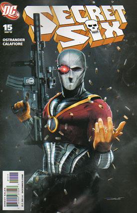 Secret Six 15 - Control