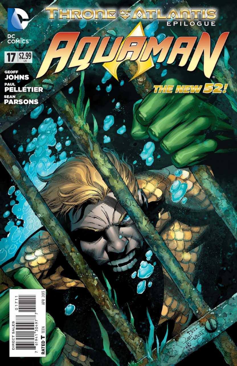 Aquaman 17 - 17 - cover #1