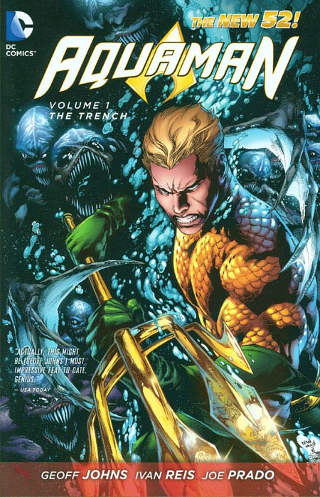 Aquaman 1 - The Trench