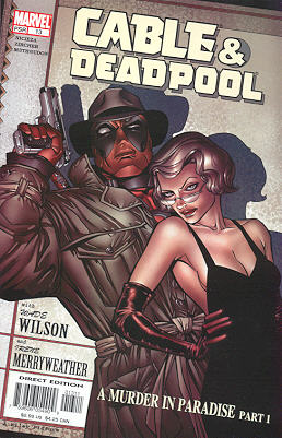 Cable / Deadpool 13 - A Murder in Paradise, Part 1: Flaw & Disorder