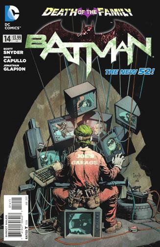 Batman 14 - 14 - cover #1