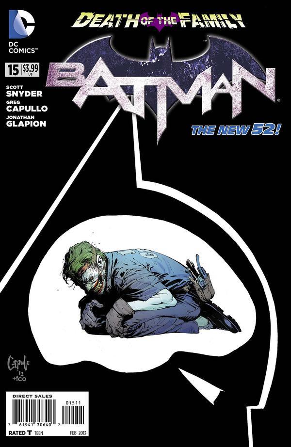 Batman 15 - 15 - cover #1