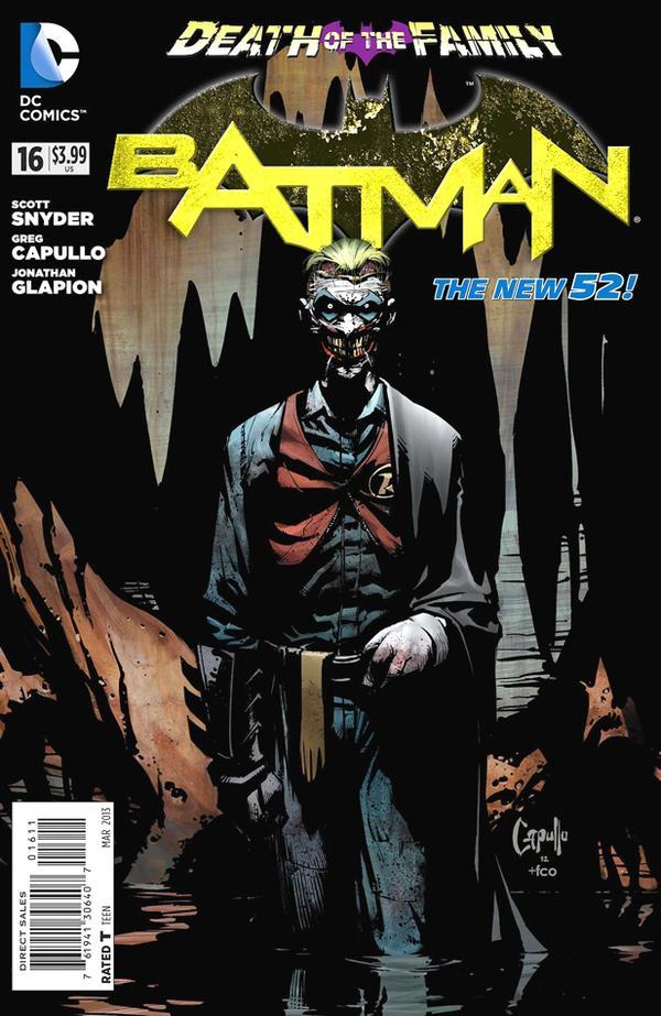 Batman 16 - 16 - cover #1