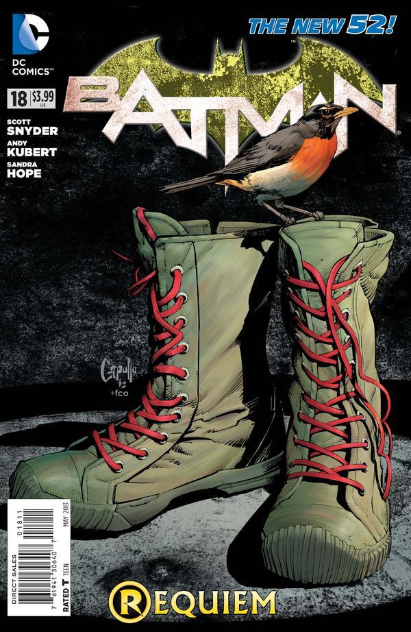 Batman 18 - 18 - cover #1