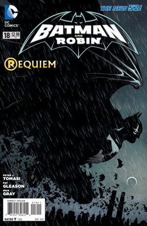 Batman & Robin 18 - Batman and Robin - Requiem