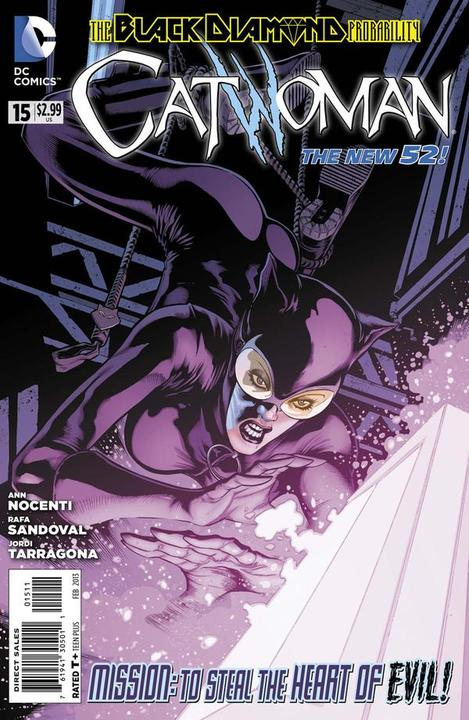 Catwoman 15 - In the Zone